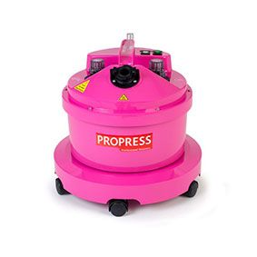 PRO290 Pink garment steamer body only view