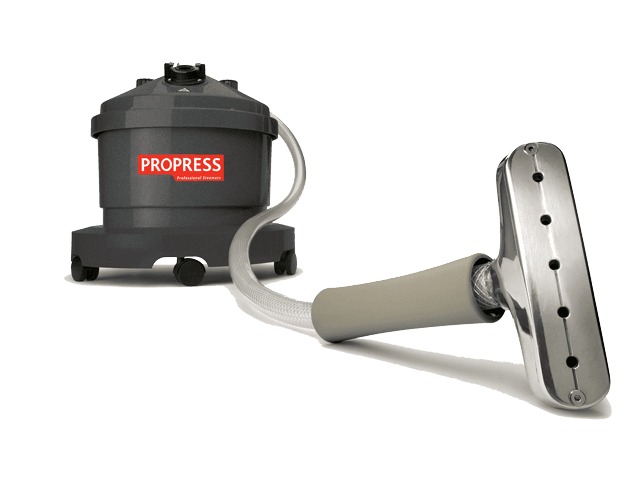 Propress Nozzle in foreground